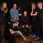 Mon, 09/09/2019 - 11:37am - The Hold Steady Live in Studio A Photographer: Steven Ruggiero