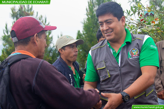 Municipalidad de Echarati implementara proyectos agroforestales para potenciar agricultura