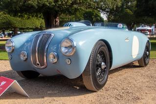 Concours of Elegance 2019, Hampton Court - 1952 Frazer Nash Targa Florio