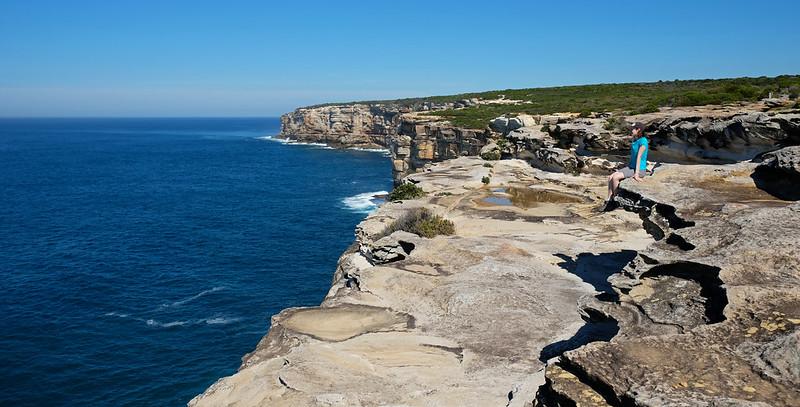 Coastal Track, Royal National Park, NSW, Australia