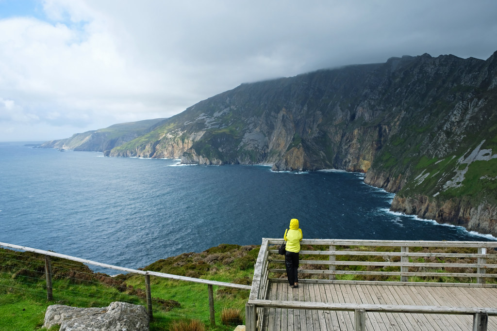 7 Amazing Coastal Trails: Slieve League Cliffs, County Donegal, Ireland