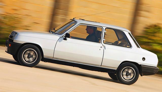 Renault 5 TX 2 door