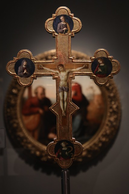 Croce processionale (c. 1500)