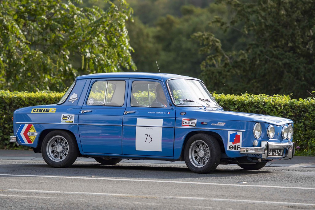 Renault R Gordini 1967 Coupe Florio Course Automobile Lege Flickr