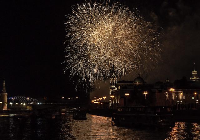 Fireworks September 7, 2019