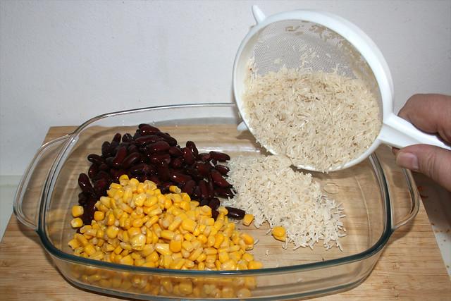 05 - Reis hinzufügen / Add rice
