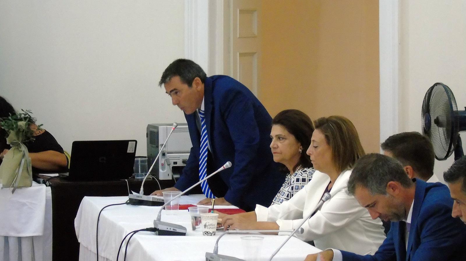 Πρώτη (ειδική) συνεδρίαση του Περιφερειακού Συμβουλίου Ιονίων Νήσων
