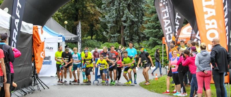 Růžové kočky z Liberce mají triumf z týmového půlmaratonu ve Zlíně