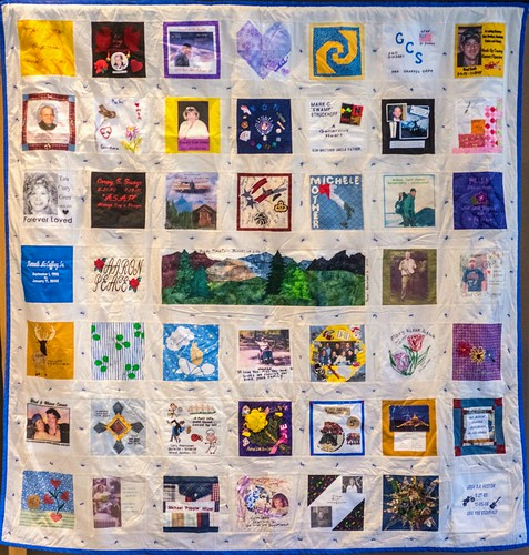 Donor Family Quilt 6