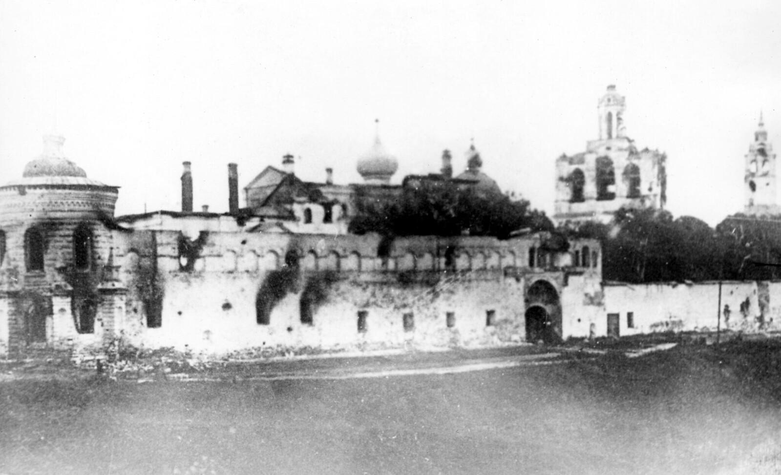 19. Спасо-Преображенский монастырь