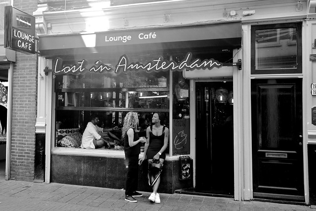 Lost in Amsterdam / Amsterdam