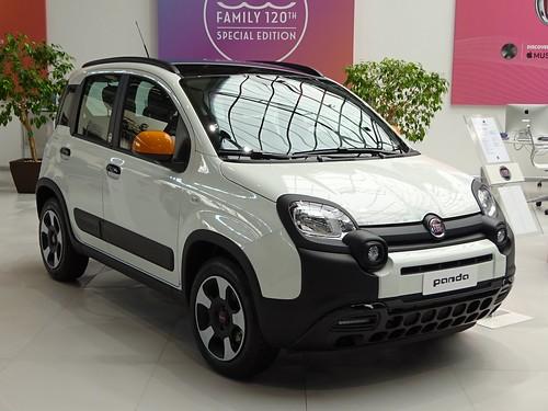 2019 Fiat Panda