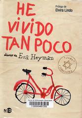 Eva Heyman, He vivido tan poco