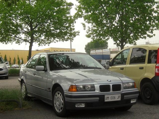 BMW E36 320i 24v 1996
