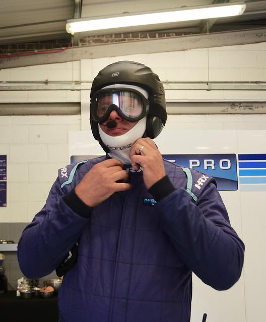 Algarve Pro Racing Team Principal, Stewart Cox
