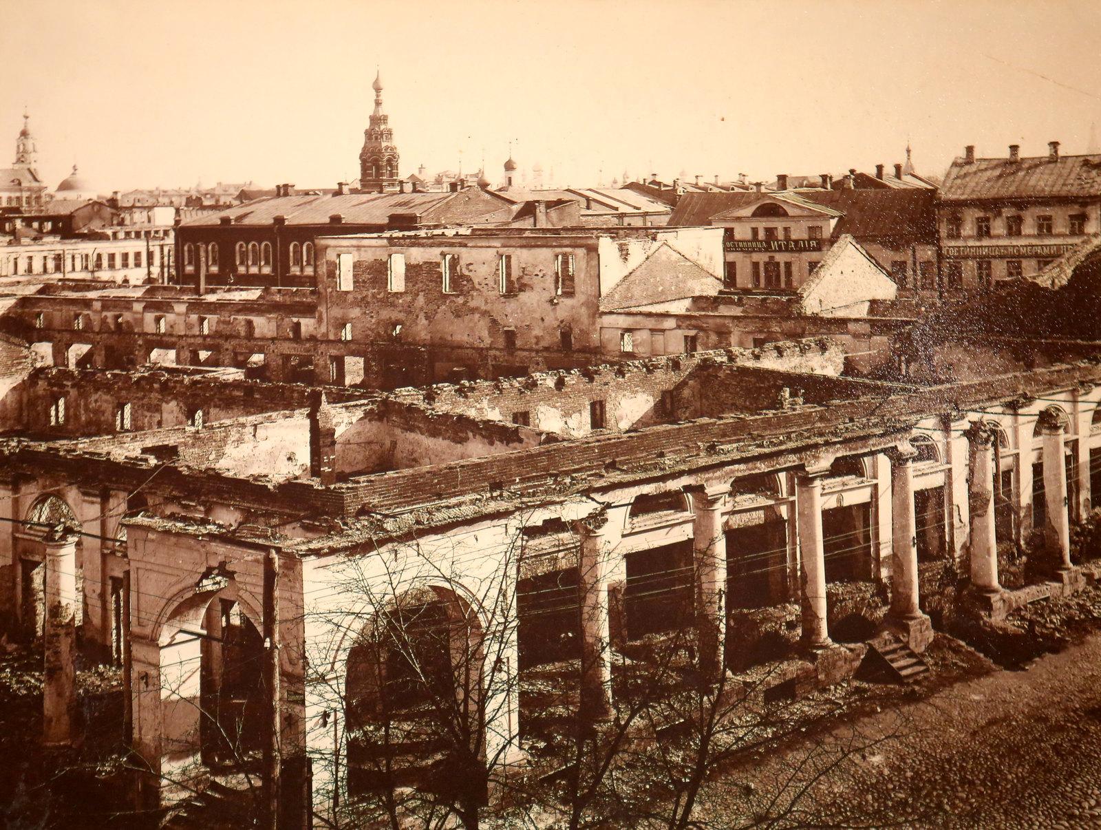 15. Гостиный двор. Июль 1918