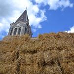 Straw church
