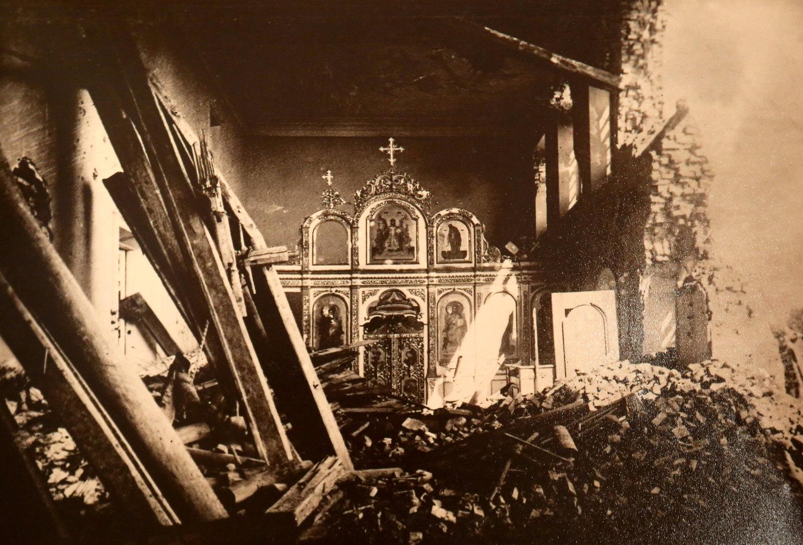 28. Духовная семинария. Июль 1918