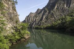 The Matka Gorge