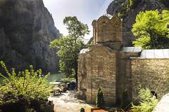 Saint Andrew church at Treska River