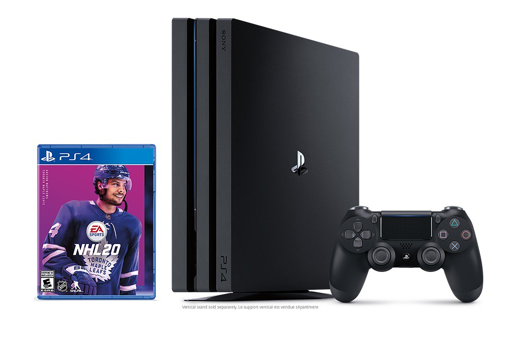 NHL 20 PS4 Bundle (Canada)