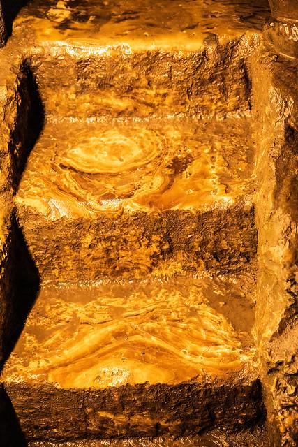 Carved Stairway