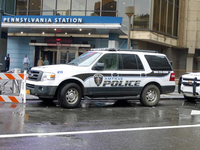 Amtrak Police 211