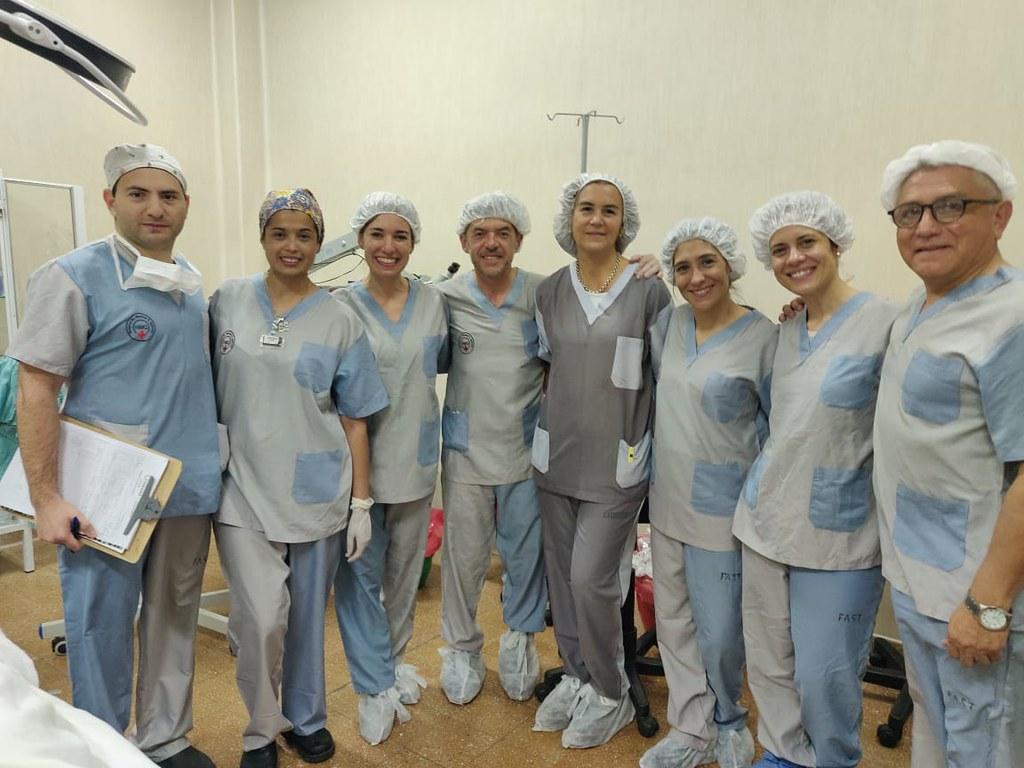 2019-09-09 MARCIAL QUIROGA: Se realizó el primer implante coclear con equipo propio del Marcial Quiroga