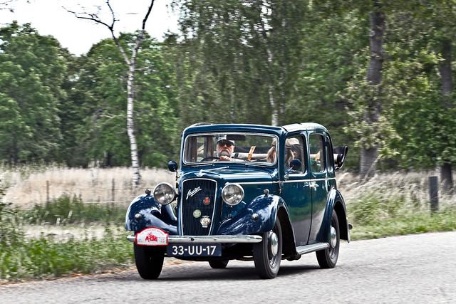 Austin Ten Conway Cabriolet 1937 (9256)