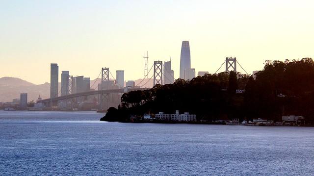 Western Span of the San Francisco-Oakland Bay Bridge