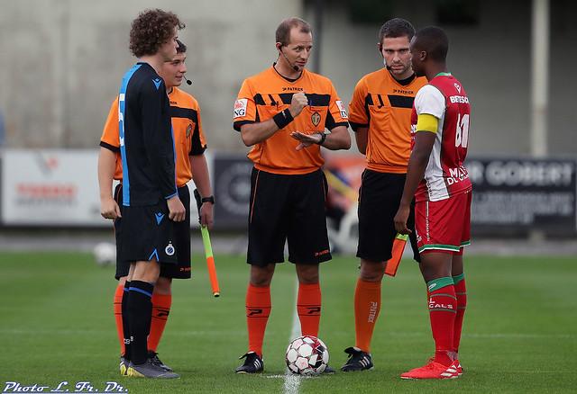 BvB Beloften Club Brugge - Beloften Zulte Waregem