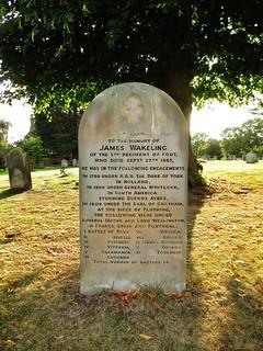 St Andrews Churchyard, Hatfield Peverel, Essex, England.