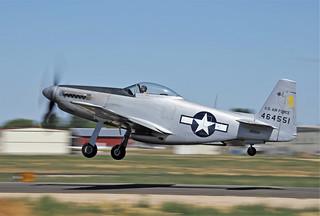 N.A. P-51H-5 Mustang S/n.44-64314 N551H