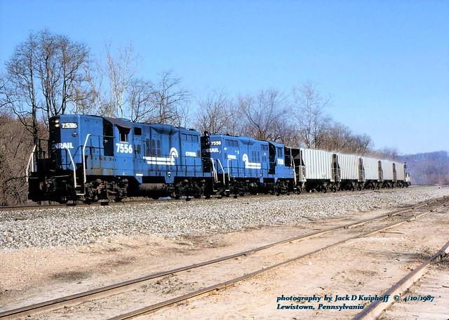 CR 7556-7558, Lewistown, PA. 4-10-1987