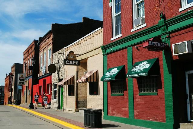 2nd Street - Platteville, Wisconsin