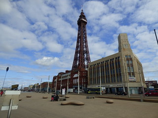 Blackpool Tower | by snaprails