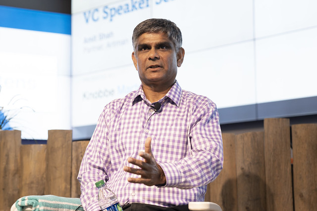 VC Speaker Series: Amit Shah