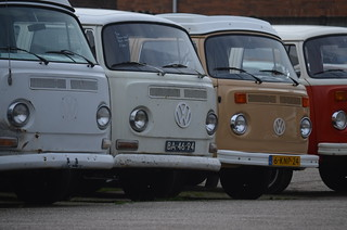 1970 Volkswagen T2 Bus BA-46-94