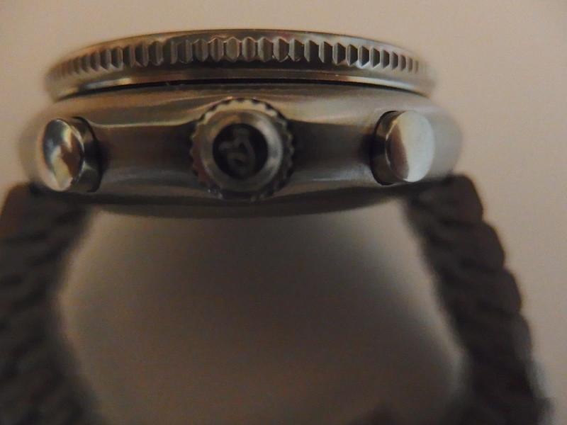 Ma dernière acquisition  peu commune, la jenny carribean 2000 chrono de 1970 48709470383_7f72ba4ff6_c