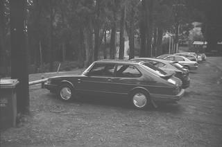 1990 Saab 900 EMS