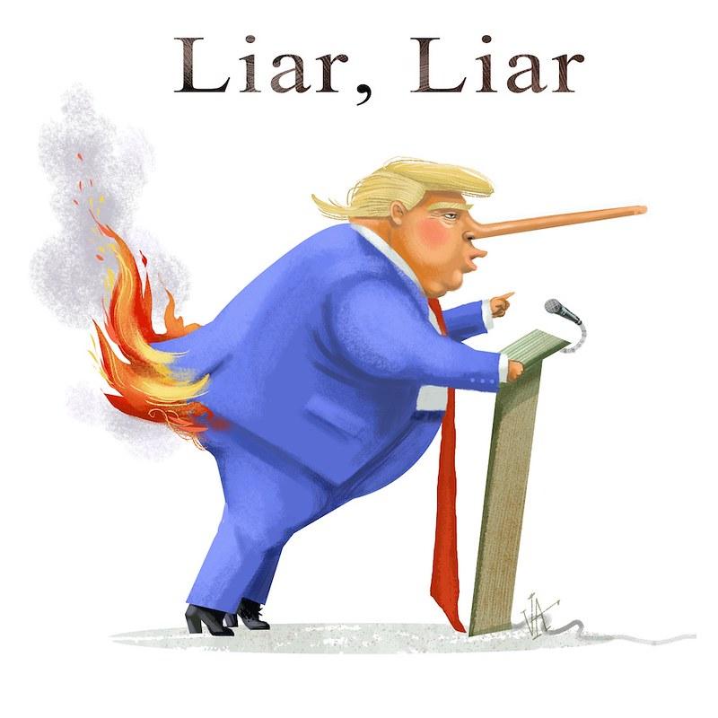 Trump Pants On Fire! | This one was fun too. :) | Crickett-Grrrl ...