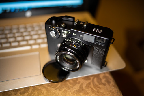 Leica CL 50 JAHRE | by ericlwoods