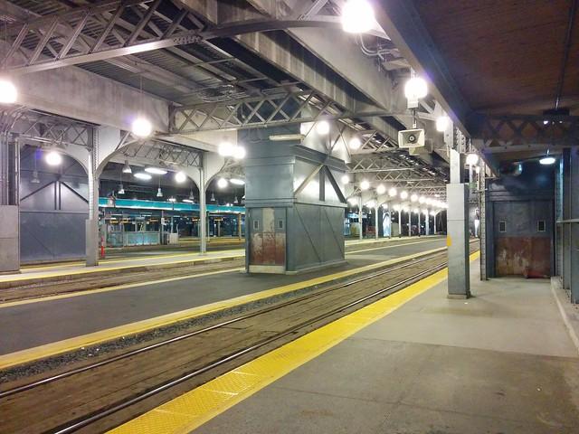Back at Union Station (1) #toronto #unionstation #rail #viarail #platform