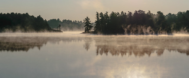 Morning Reflections - 3863