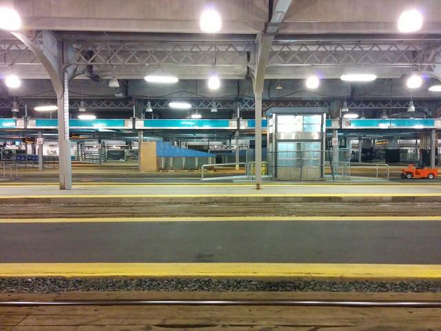 Back at Union Station (2) #toronto #unionstation #rail #viarail #platform