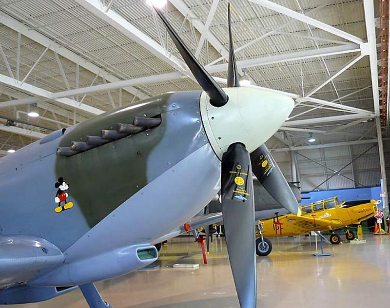 Supermarine Spitfire Mk IX 21