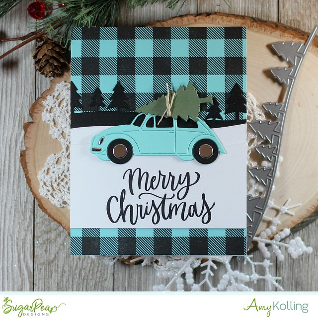 Christmas Car1