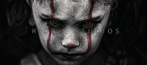 Riddle Studios Halloween banner