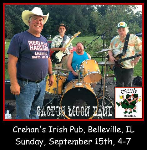 Cactus Moon Band 9-15-19