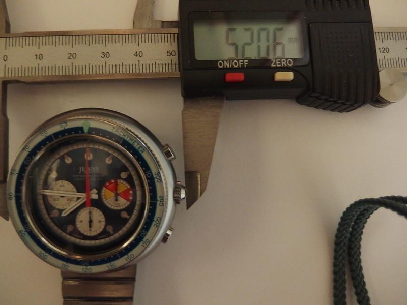 Ma dernière acquisition  peu commune, la jenny carribean 2000 chrono de 1970 48709968312_17e3e36efa_c